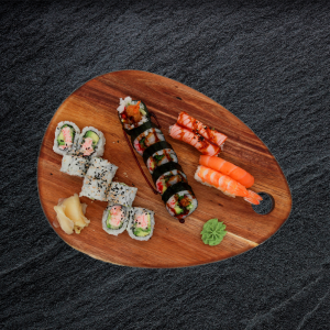 Kasai menu 1