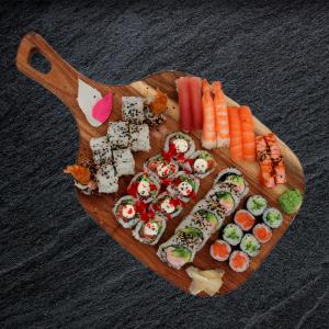 Kasai menu 2